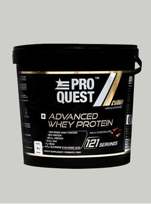 Picture of Proquest Advanced Whey Protein Milk Chocolate - 4Kg