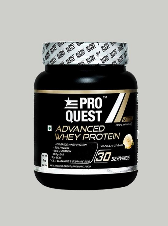 Picture of Proquest Advanced Whey Protein Vanilla - 1Kg