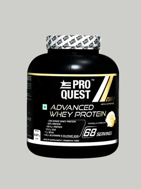 Picture of Proquest Advanced Whey Protein Vanilla - 2.27Kg