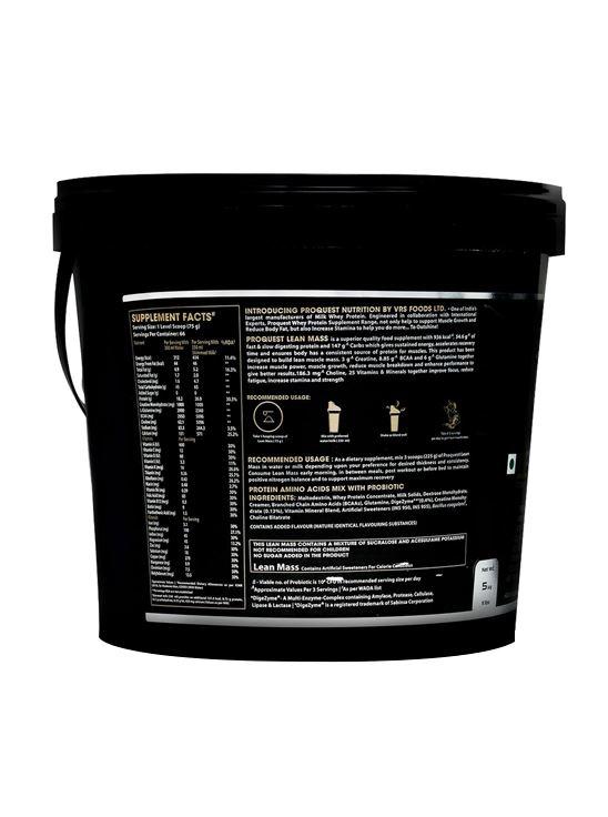 Picture of Proquest Advanced Whey Protein Vanilla Cream - 4Kg