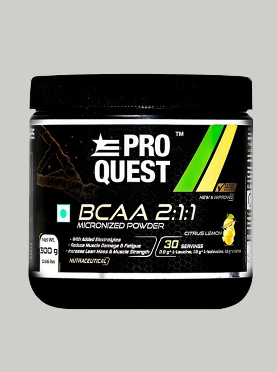 Picture of Proquest BCAA 2:1:1 Citrus Lemon - 300g
