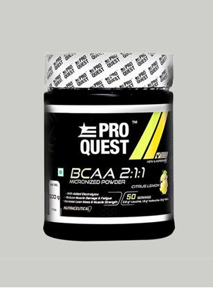 Picture of Proquest BCAA 2:1:1 Citrus Lemon - 500g