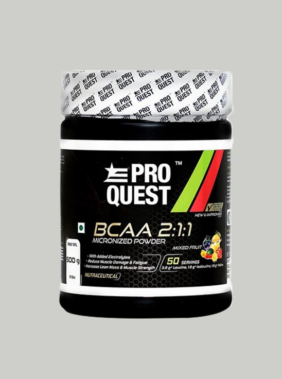 Picture of Proquest BCAA 2:1:1 Mixed Fruit - 500g