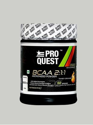 Picture of Proquest BCAA 2:1:1 Tangy Orange - 500g