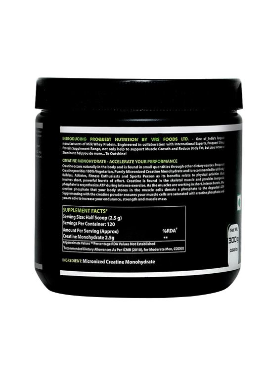Picture of Proquest Creatine Unflavoured - 300g