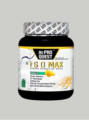 Picture of Proquest ISO MAX Sports Hydration Drink - Mango - 1Kg