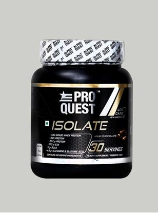 Picture of Proquest Isolate Milk Chocolate - 1Kg