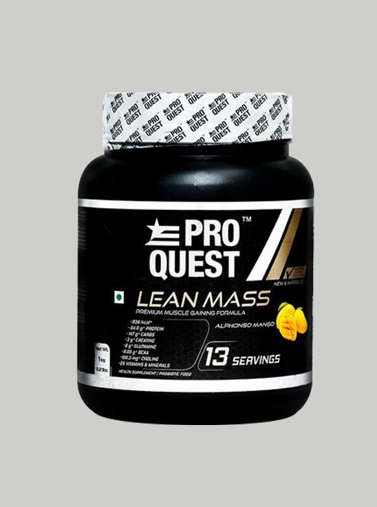 Picture of Proquest Lean Mass Alphonso Mango - 1Kg