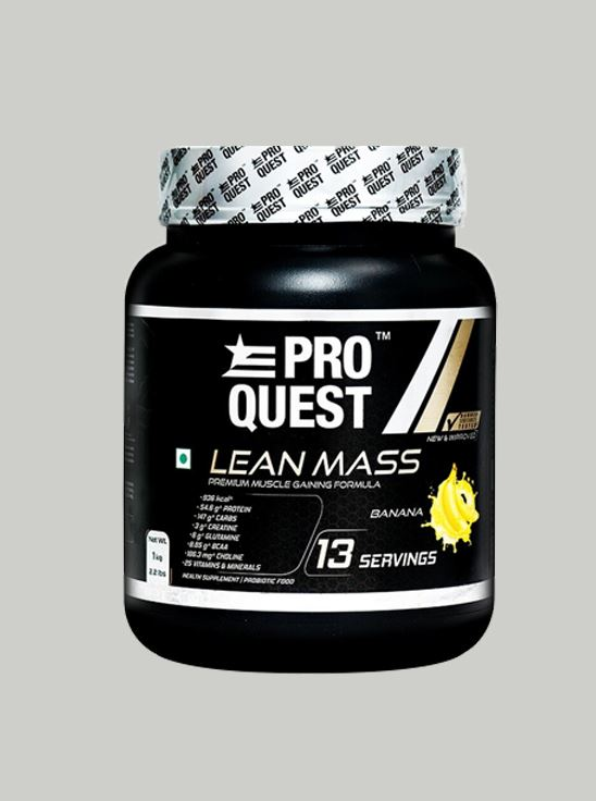 Picture of Proquest Lean Mass Banana - 1Kg