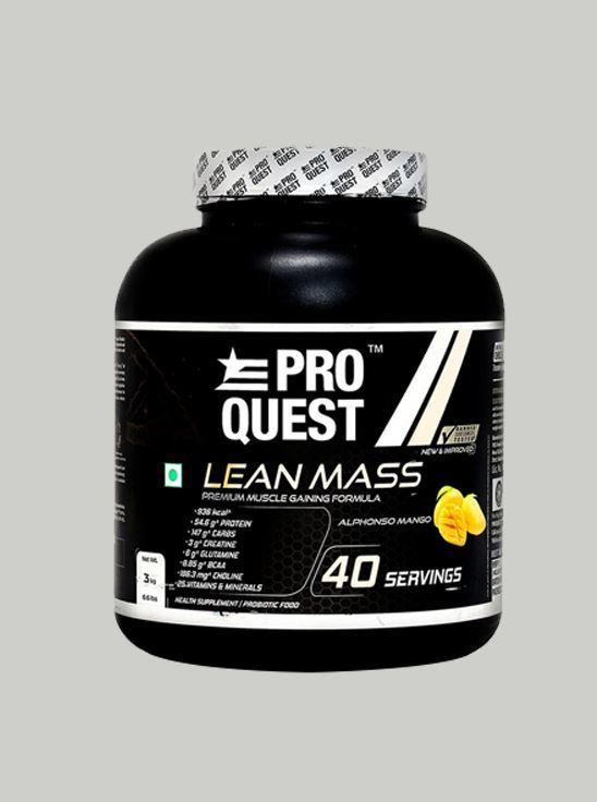Picture of Proquest Lean Mass Alphonso Mango - 3Kg