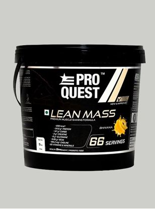 Picture of Proquest Lean Mass Banana - 5Kg