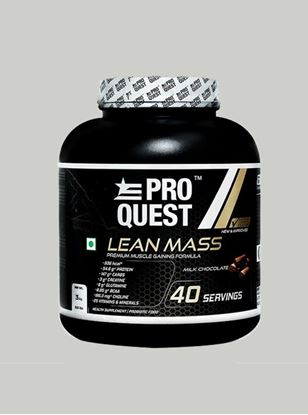 Picture of Proquest Lean Mass Milk Chocolate - 3Kg