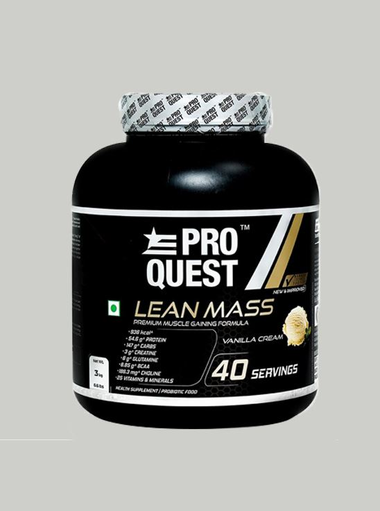 Picture of Proquest Lean Mass Vanilla Cream - 3Kg