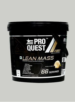 Picture of Proquest Lean Mass Vanilla Cream - 5Kg