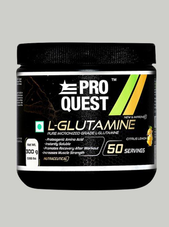 Picture of Proquest L-Glutamine Citrus Lemon - 300g