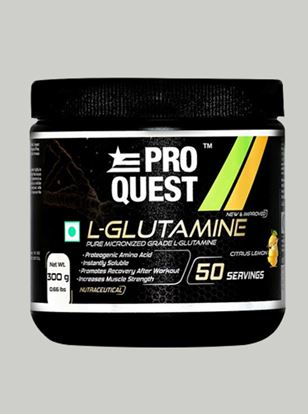 Picture of Proquest L-Glutamine Citrus Lemon - 300g