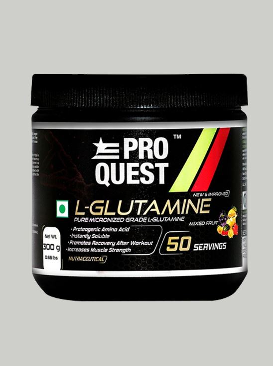 Picture of Proquest L-Glutamine Mixed Fruit - 300g