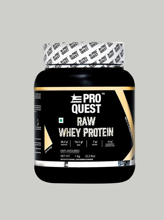 Picture of Proquest Raw Whey Protein - 1Kg