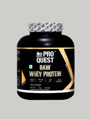 Picture of Proquest Raw Whey Protein - 2Kg