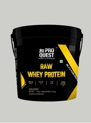 Picture of Proquest Raw Whey Protein - 4.5Kg