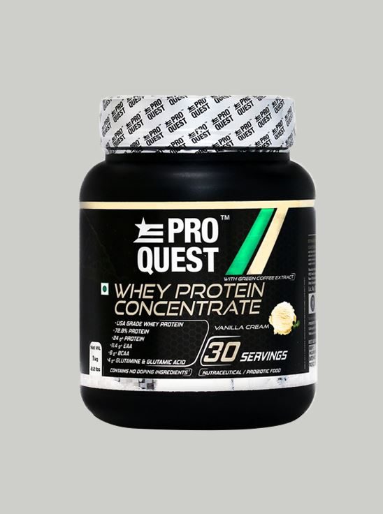 Picture of Proquest Whey Protein Concentrate Vanilla Cream - 1Kg