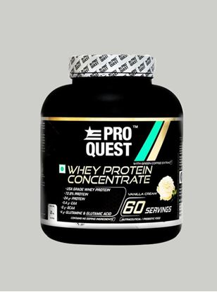 Picture of Proquest Whey Protein Concentrate Vanilla Cream - 2Kg