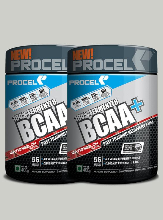 Picture of PROCEL 100% Fermented BCAA+ 400g Watermelon - Buy One Get One Free (Short Shelf Life)