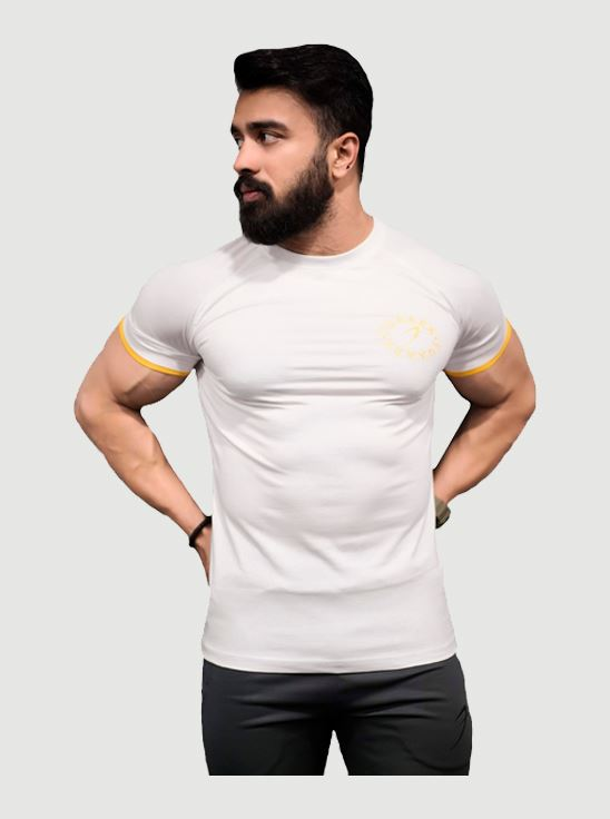 Picture of Fuaark Basic Tshirt White Small