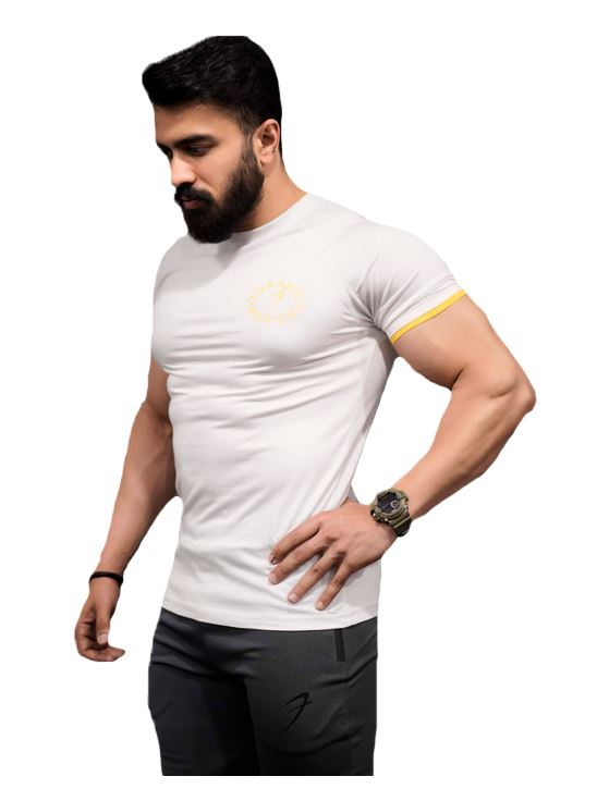 Picture of Fuaark Basic Tshirt White Medium