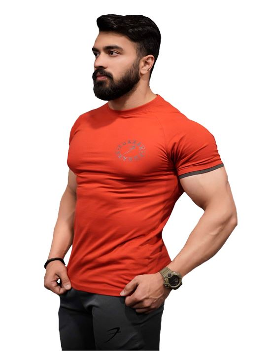 Picture of Fuaark Basic Tshirt Red Small