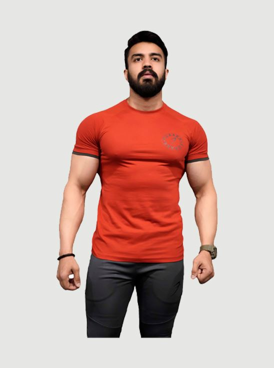 Picture of Fuaark Basic Tshirt Red X-Large