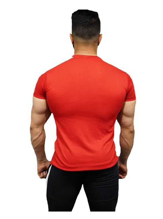 Picture of Fuaark Classic Tshirt Nirmal - Red X-Large