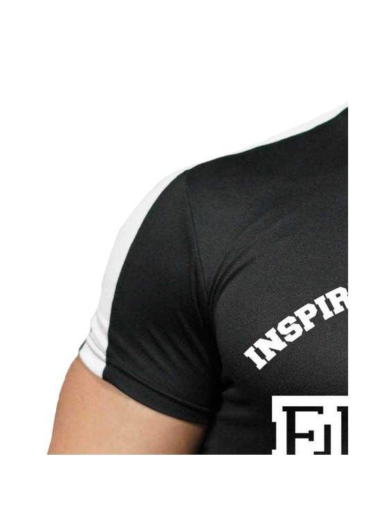 Picture of Fuaark Classic Tshirt Nirmal - Black Medium