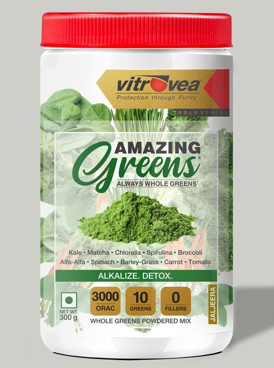 Picture of Vitrovea Amazing Greens Jaljeera - 300g