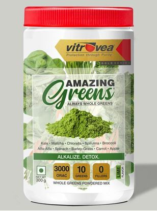 Picture of Vitrovea Amazing Greens Lime - 300g