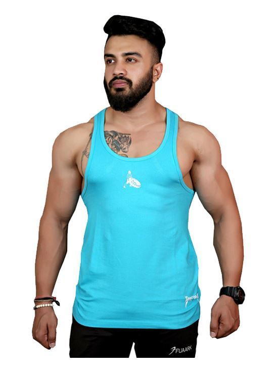 Picture of  Greywolf Fitness Miami Blue &Purple Arc Stringer Combo - Large