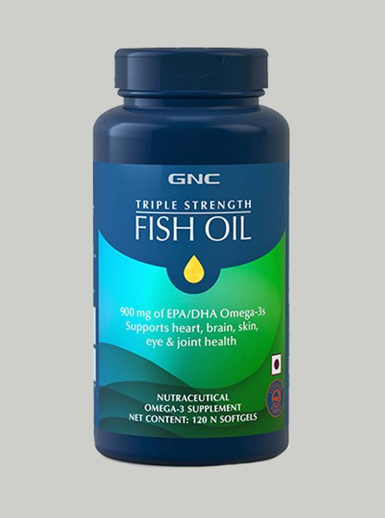 Picture of Triple Strength Fish Oil Mini SoftGel 1X120