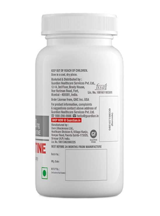Picture of GNC Pro Performance® L-Carnitine - 500 mg - 60 N Capsules