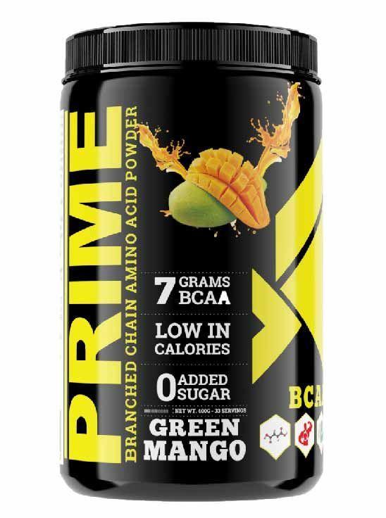 Picture of Bigflex Prime BCAA Green Mango With Bigflex Shaker Free -400