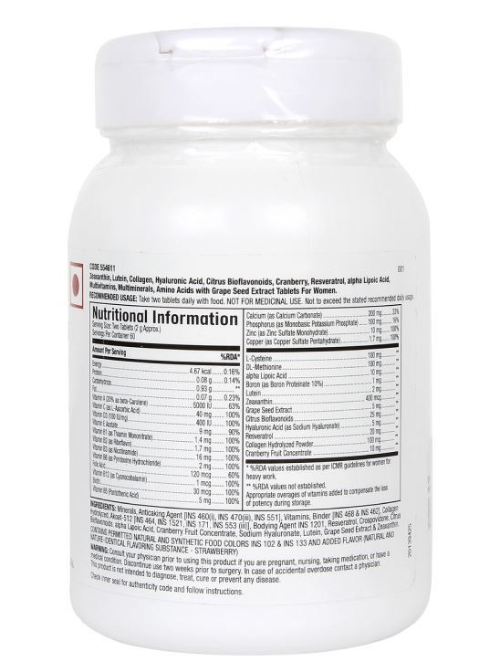 Picture of GNC Magnesium Calcium Absorption and Strong Bones and Teeth - 310mg 120 Caps