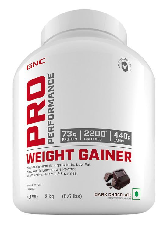 Picture of GNC Pro Performance Weight Gainer - 3 kg Dark Chocolate