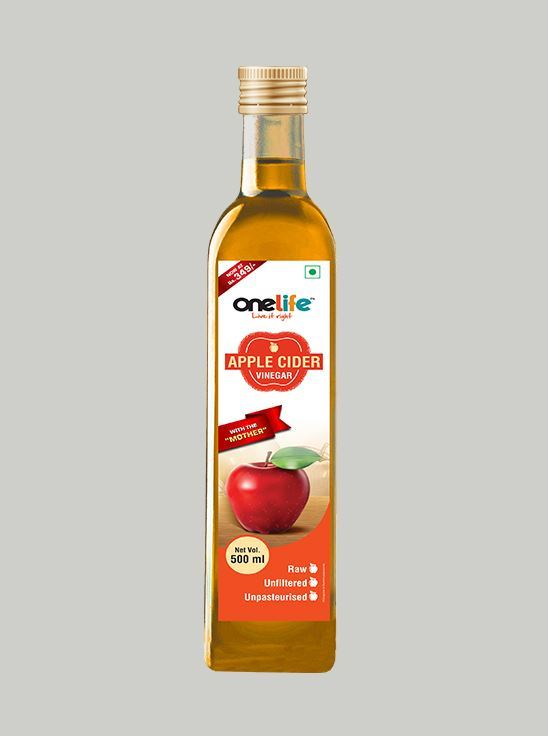 Picture of Onelife Apple Cider Vinegar- 500 ml
