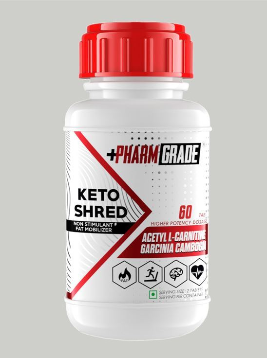 Picture of PharmGrade Keto Shred (60 Tablets)