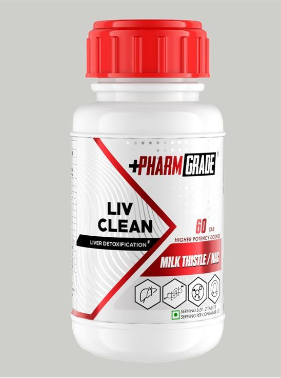 Picture of Pharm Grade PCT Liv Clean (60 Tablets)