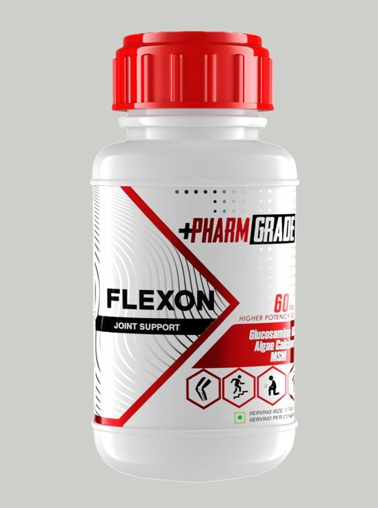 Picture of Pharmgrade Flexon Joint Support (60 Tablets)