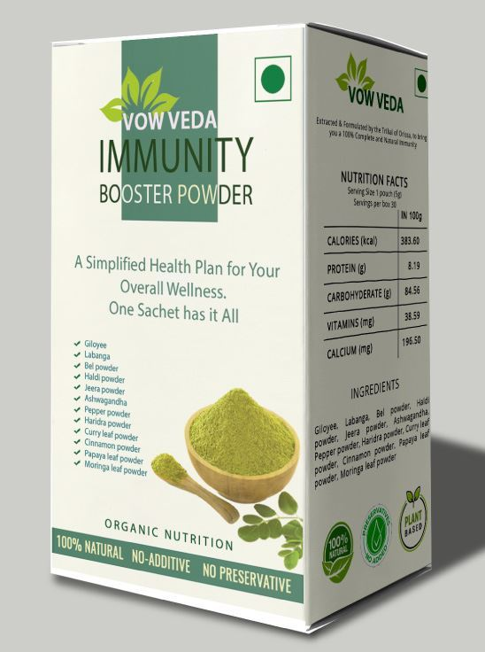Picture of Vow Veda Weight Loss Powder- Single Pack