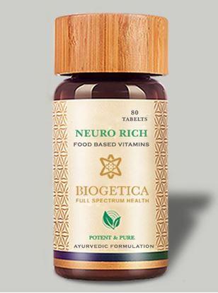 Picture of Biogetica Neurorich (Brain & Memory)