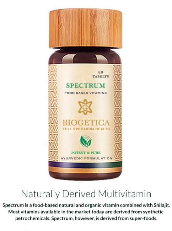 Picture of Biogetica Spectrum (Vitamin & Minerals)