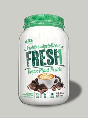 Picture of ANS Performance FRESH1 Vegan Protein Café Mocha 2lbs