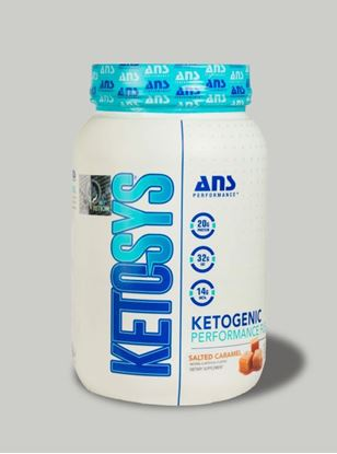 Picture of ANS Performance Ketosys Ketogenic Performance Fuel Salted Caramel 2LBS
